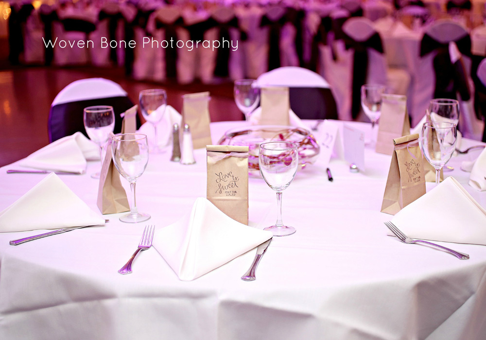 The Christy Reception Tables 2