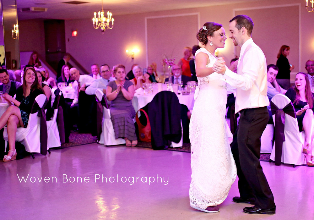 The Christy Reception First Dance