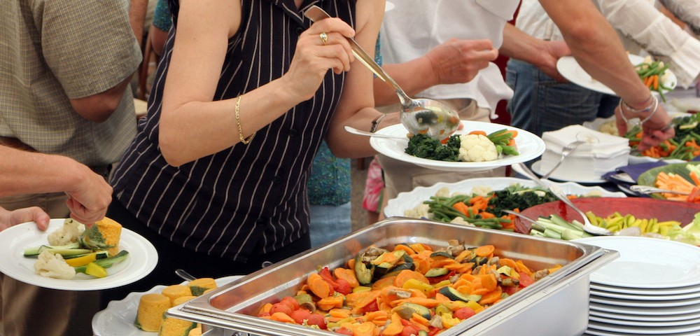 catering summer events st louis