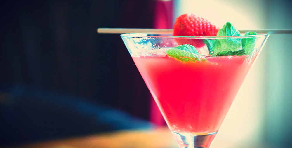 wedding drink ideas summer