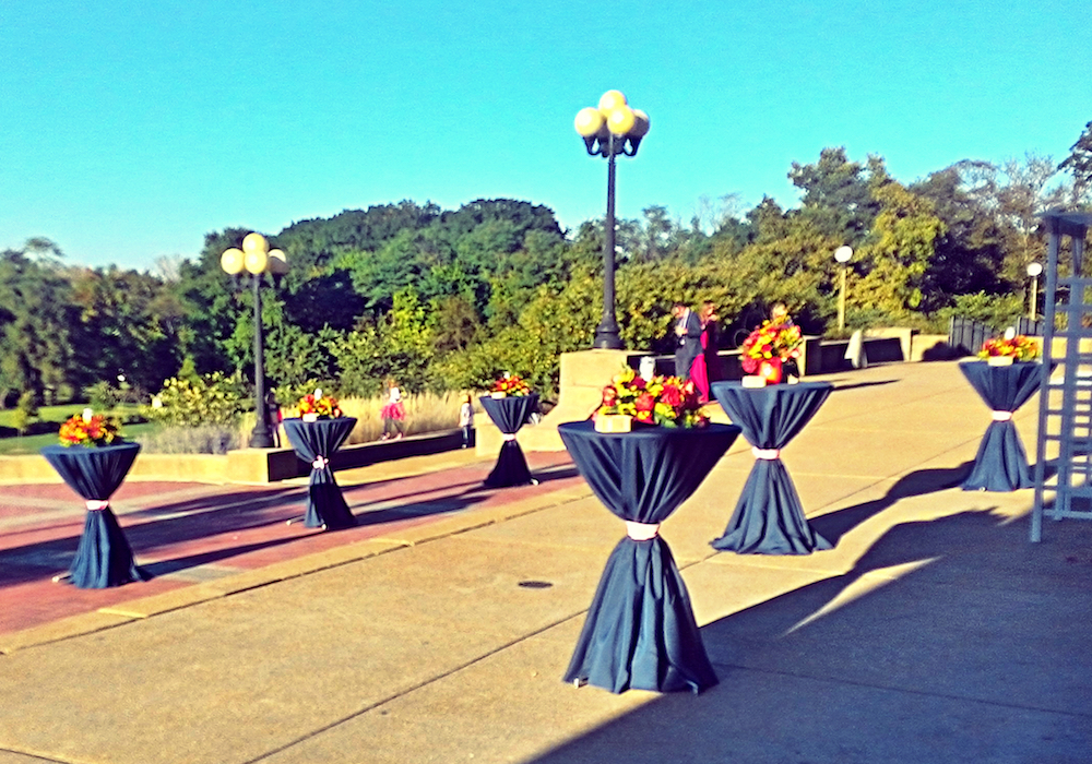 the christy off premise wedding catering st louis