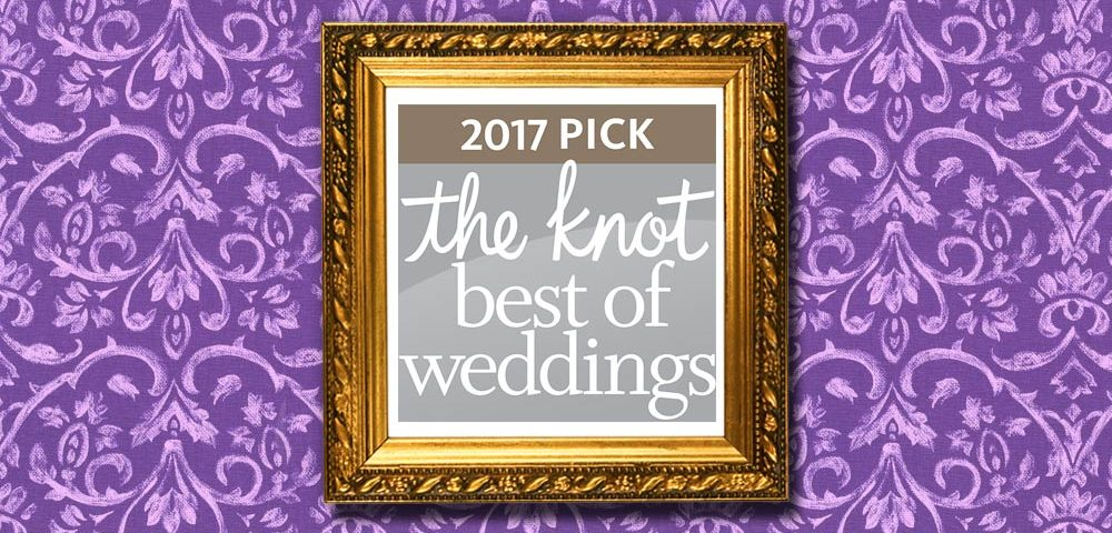 The Christy, The Knot Best of Weddings 2017 Pick