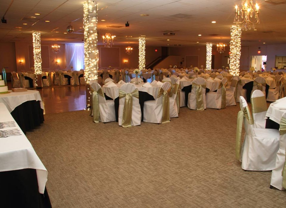 traditional wedding reception st. louis