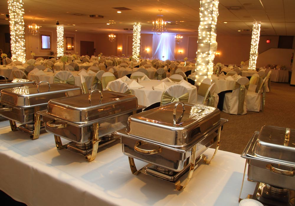 wedding catering st. louis