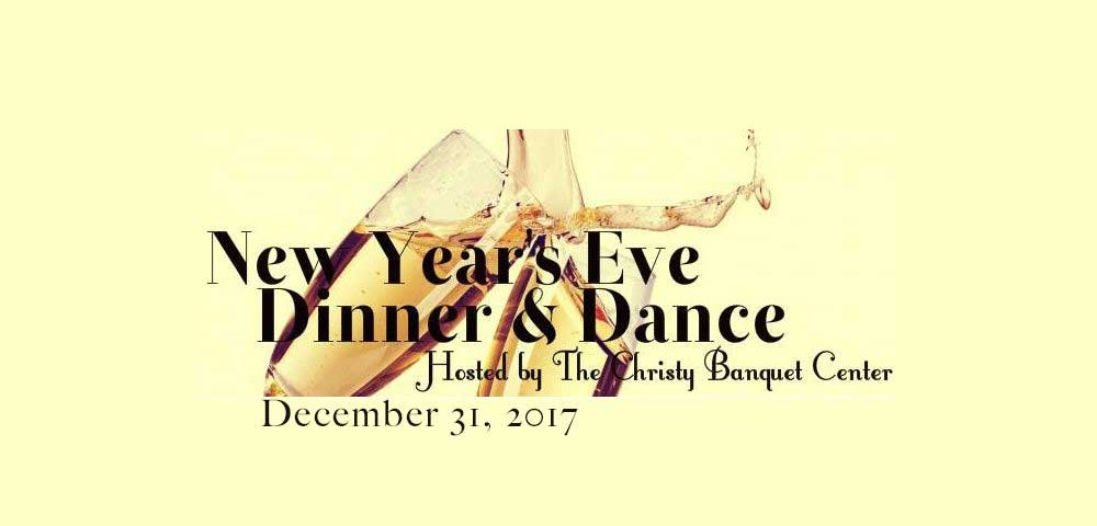 The Christy, New Years Eve Party 2017