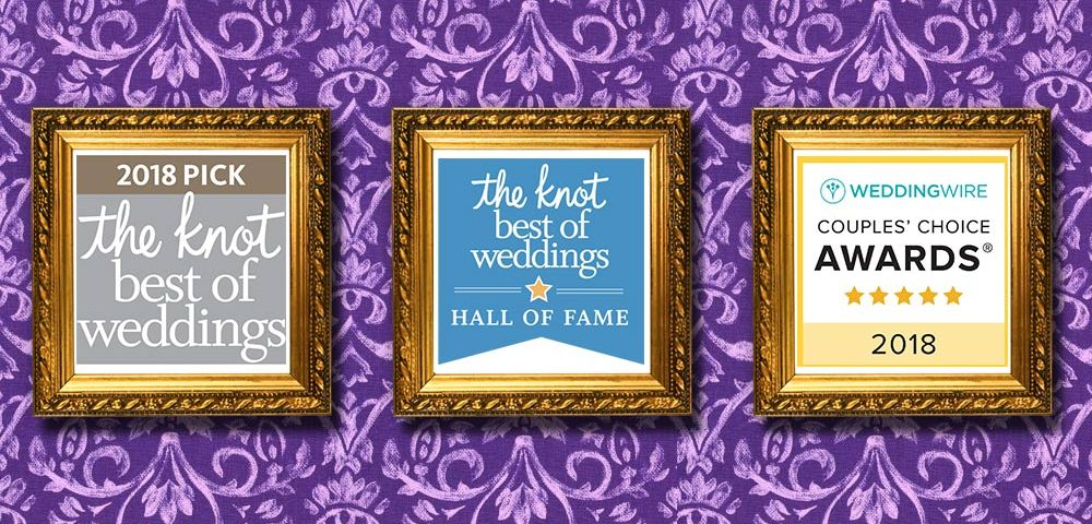 The Christy Receives 2018 St. Louis Wedding Awards from The Know and Wedding Wire