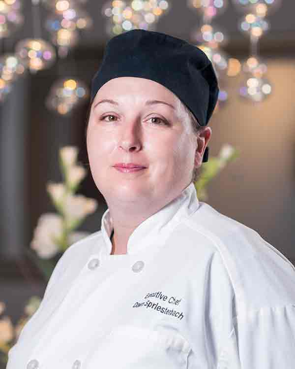 Dawn Spriesterbach, Executive Chef at The Christy