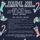 The Christy 2018 Holiday Menu