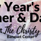 The Christy's New Years Eve flyer for O'Fallon, MO