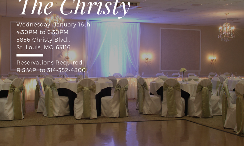 A Taste of The Christy January Event