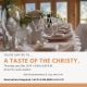 A Taste of The Christy July Event